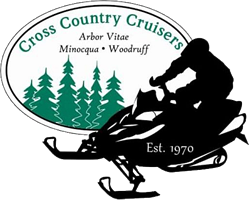 Cross Country Cruisers Snowmobile Club : Arbor Vitae, Minocqua, Woodruff